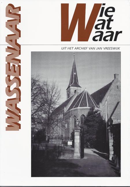Wie Wat Waar fotoboek Wassenaar